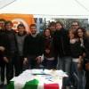 "Petizione in piazza per richiedere le dimissioni di Berlusconi: ""Dieci milioni di cavalieri inesistenti"""