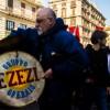 """""""Sciopero Sociale"""", a Napoli va in scena la protesta contro il Jobs Act"""