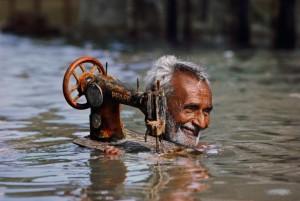 Porbandar, Gujarat, India, 1983