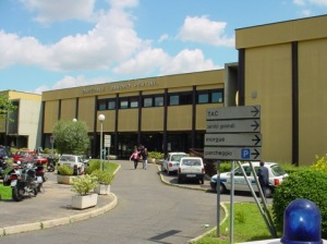 L'Ospedale Sandro Pertini di Roma