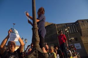 Discorso degli organizzatori della manifestazione - © 2015 - Stefano Santos
