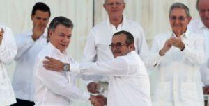 Articolo #64 - FARC e governo colombiano trattano un  nuovo accordo di pace
